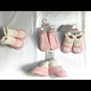 Carter's Just One You. Infant pink Socks